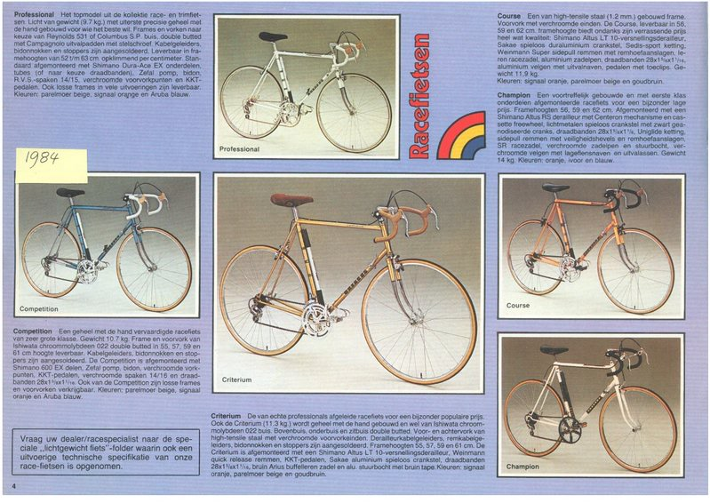 Batavus_Competition_brochure_1984